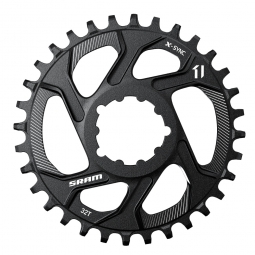 pedalier sram xx1 gxp direct mount 32 dents sans boitier noir 175
