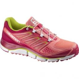 salomon chaussures x wind pro rose femme 36