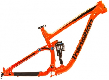 "TRANSITION Frameset 27.5"" PATROL Orange"