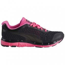 Chaussures de Running Femme Puma Faas 600 V2 Noir / Rose