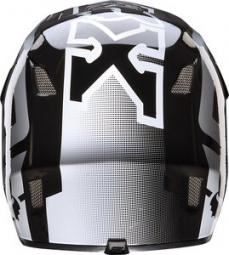 Casque Fox RAMPAGE COMP Imperial Blanc/Noir