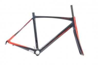 VIPER Kit cadre/fourche VERBIER Gris/Rouge 50 2014