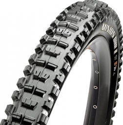 maxxis pneu minion dhr ii 27 5 dual exo protection tubeless ready souple 2 30