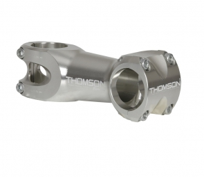 THOMSON Elite X4 Stem Silver 110 10 mm