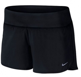 Short Femme Nike Rival Noir