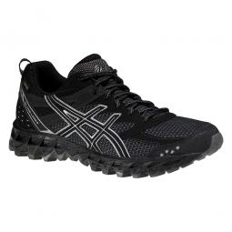 Asics Lahar 6 Chaussures Homme Trail Argent Gel G Tx Noir H2eWED9IY