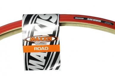 MAXXIS Pneu SIERRA 700x23C Rouge Rigide TB81799400