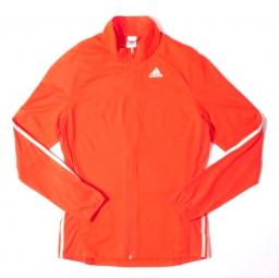 adidas Veste Homme adizero SLIM TRACK Orange