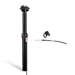 KIND SHOCK Tige de Selle téléscopique LEV 27.2x400 mm Débattement 100 mm