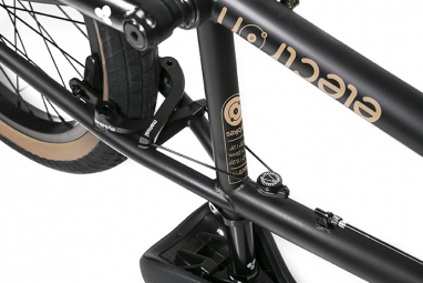 FLYBIKES 2015 BMX Complet ELECTRON 20.2´´ Noir Mat