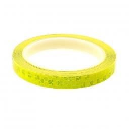 3m scotchlite sticker reflechissant sur cadre velo