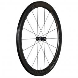bontrager roue avant aeolus 5 d3 tlr pneu tubeless ready full black
