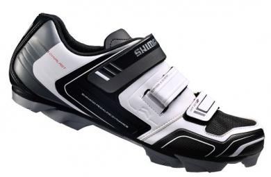 chaussures vtt shimano xc 31 blanc 46