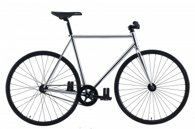 FOCALE 44 2015 Vélo Complet Fixie S-EXPRESS Chrome