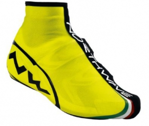 NORTHWAVE Paire de Couvres Chaussures FORCE jaune fluo