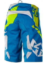 royal short victory race bleu jaune blanc xl