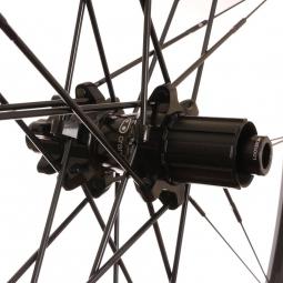 Paire de Roues CRANKBROTHERS COBALT 3 27.5'' | 9/15mm / 9x135/12x142mm | Noir Gris
