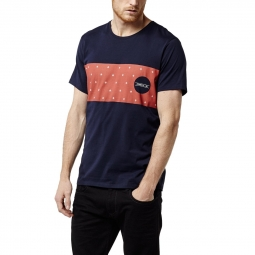 T shirt o neill lm panel ink blue s