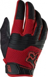 FOX Paire de Gants longs SIDEWINDER Rouge