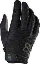 fox paire de gants longs sidewinder noir s