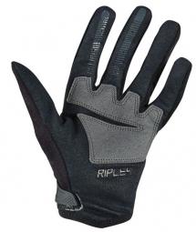 fox paire de gants longs reflex gel noir s
