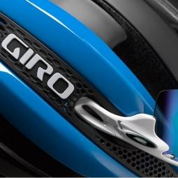 casque giro synthe bleu noir mat s 51 56 cm