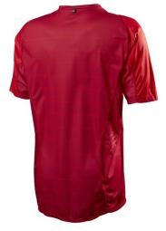 fox maillot attack manches courtes rouge s