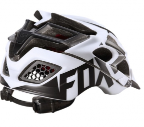 Casque Fox STRIKER VANDAL 2015 Blanc
