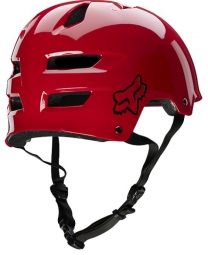 casque bol fox transition hardshell rouge l 59 61 cm