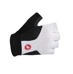 castelli gants preza noir blanc xs