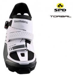 Chaussures VTT SHIMANO XC M163 Blanc