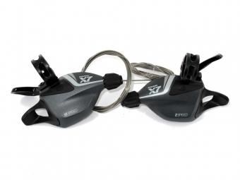 SRAM X7 Paire de Trigger X7 2x10V Gris