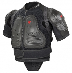 DAINESE Veste de protection intégrale MANIS PERFORMANCE ARMOUR Noir