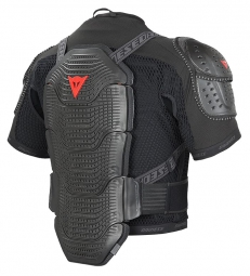 dainese veste de protection integrale manis performance armour noir l