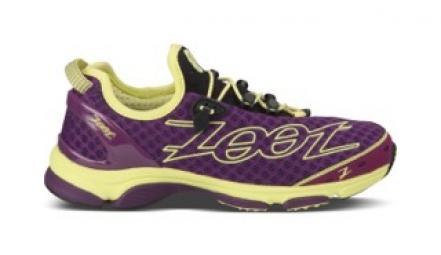 ZOOT ULTRA TT 7.0 violet-Jaune Femme