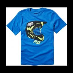 T shirt fox youth mueller ss tee true blue xl
