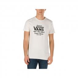Tee-shirt Vans Holder Overdye Turtle Dove