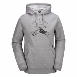 Sweat à Capuche Volcom Team Art Fleece