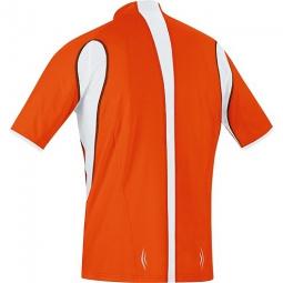 gore running wear air zip maillot s