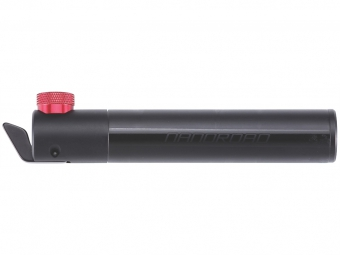 BBB Mini Pump 'NANOROAD TELESCOPIC' 143mm