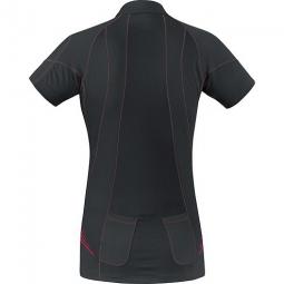 gore running wear magnitude 2 0 zip maillot femme s