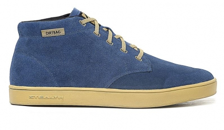 chaussures five ten dirtbag mid bleu kaki 45