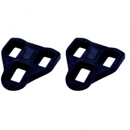 BBB BPD-02F Roadclip Cleats - 0° Black