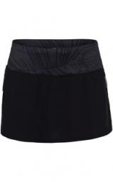 Zoot short run pch skirt noir femme l