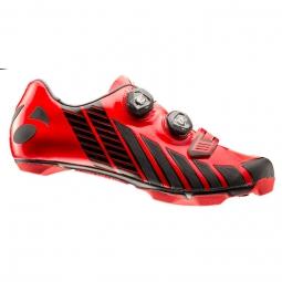 Chaussures vtt bontrager xxx rouge 43