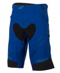 ALPINESTARS Short DROP 2 Bleu