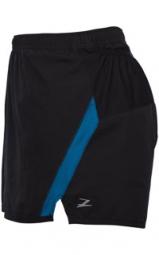 ZOOT 2015 Short Run Pch 3 Noir Bleu Homme