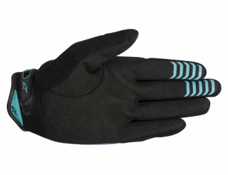 alpinestars paire de gants flow bleu xl