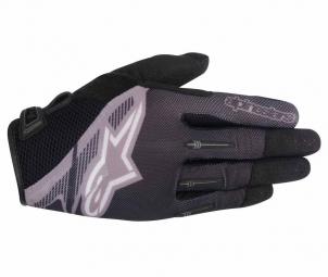 alpinestars paire de gants flow gris s