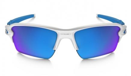 Lunettes Oakley Flak 2.0 xl Blanc Bleu